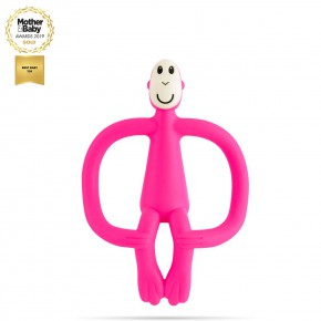 Matchstick Monkey™ Original Monkey Teething Toy чесалка с апликатор MM-T-003 2