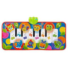 Playgro активна играчка Jumbo Jungle музикално пиано 3 в 1