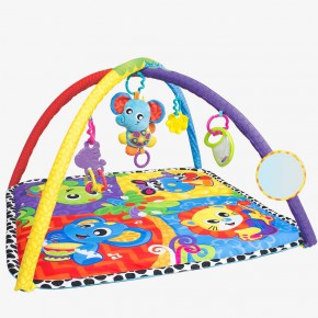 Playgro Music In The Jungle Activity Gym активна гимнастика 1