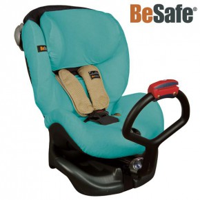 BeSafe хавлиен протектор за столче за кола от група 1
