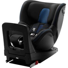 Britax Romer Dualfix i-Size M стол за кола - Cool Flow Blue
