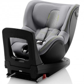 Britax Romer Dualfix i-Size M стол за кола - Cool Flow Silver