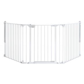 Safety 1st Modular 3 модулна метална преграда - 3 модула White
