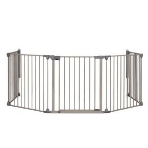 Safety 1st Modular 5 - метална преграда от 5 модула - за отвори от 82 до 358 см