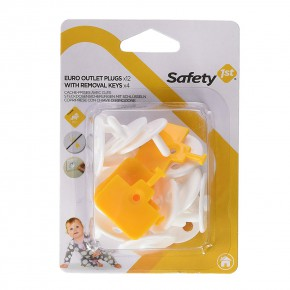 предпазни капачки за контакти - safety first - 3202002000
