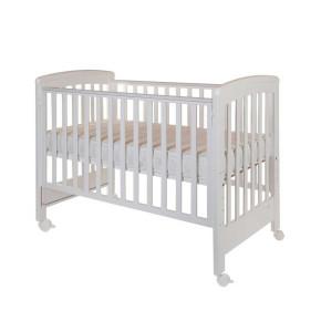 Satler LIP Julia бебешка кошара бяла - 300470