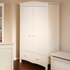 Satler LIP дървен гардероб Sonja
