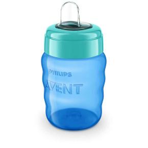 Philips AVENT Чаша за лесен преход без дръжки 9м+, 260мл, синя