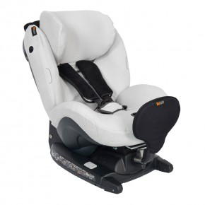 BeSafe протектор за стол за кола iZi Modular Glacier Grey