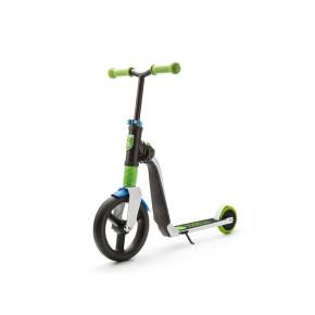 Scoot and Ride Highwayfreak 2 в 1 колело за баланс и тротинетка Blue