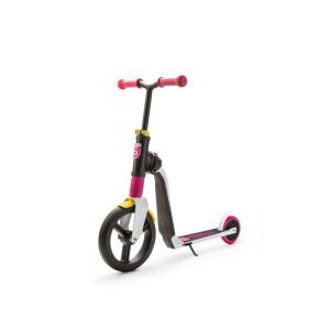 Scoot and Ride Highwayfreak 2 в 1 колело за баланс и тротинетка Pink