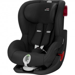 Britax Столче за кола - Römer King II LS Black Series Cosmos Black