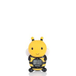 Miniland Baby Термометър за вода/стая Пчела