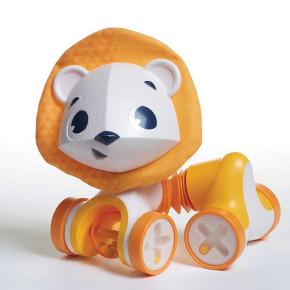 """Tiny Love Tiny Rolling Toy - Leonardo играчка """"Малки търкулчета"""" - жълто лъвче"""