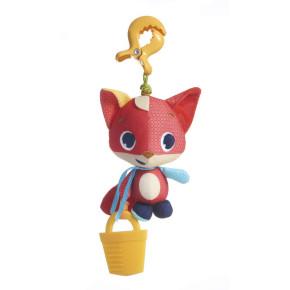 Tiny Love Meadow Days играчка за количка исичка Jitter Christophore Fox - 0647