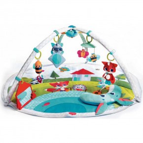 Tiny Love активна гимнастика Meadow Days™ Dynamic Gymini™ с интерактивна играчка птичка TL-0119