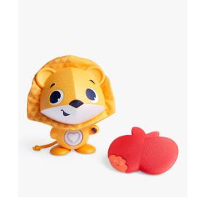 """Tiny Love интерактивна играчка """"Чудни приятели"""" - жълтото лъвче Леонрдо"""