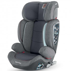 Inglesina Tolomeo стол за кола 15-36 кг с ISOPFix - Grey