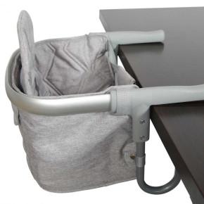 opmark Rafi преносимо столче за хранене - Grey
