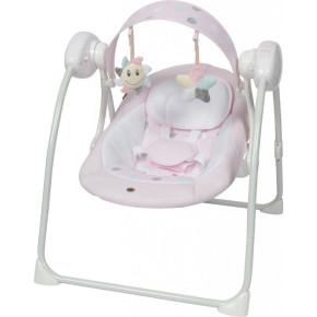 Topmark Noa бебешка люлка Pink
