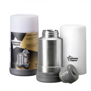 Tommee Tippee Термос 2 в 1 Travel Bottle and Food Warmer