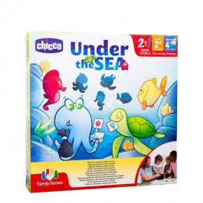 Chicco Under the Sea настолна игра - 3 г+