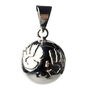 Bola медальон за бременни - Silver Hands