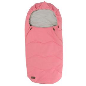 Voksi Лятно чувалче за детска количка Breeze Light Pink/Light Sand