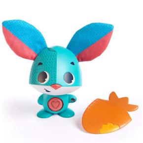 """Tiny Love интерактивна играчка """"Чудни приятели"""" - синьото зайче Томас"""