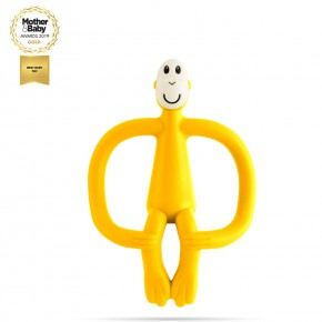 Matchstick Monkey™ Original Monkey Teething Toy чесалка с апликатор MM-T-006 2