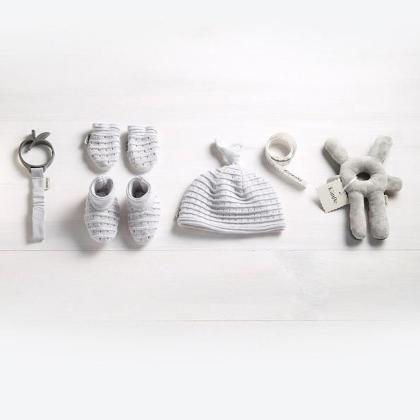 iCandy подаръчен комплект за новородено Cool Cotton Knit