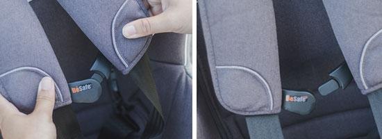 BeSafe Belt Guard скоба за 5-точков предпазен колан