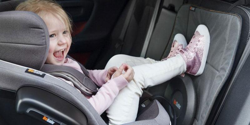 BeSafe протектор за автомобилна седалка