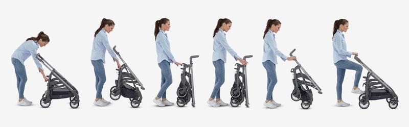 Inglesina Trilogy System Quattro бебешка количка 4 в 1